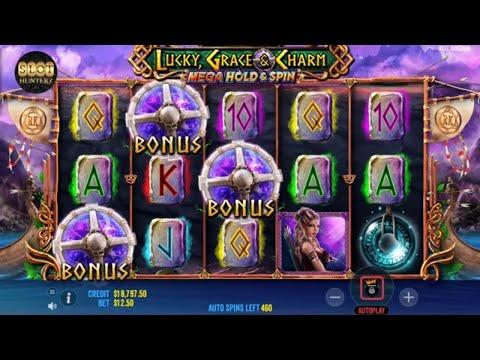 Lucky, Grace & Charm Review & Bonus Feature (Pragmatic)