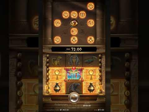 เกมมือถือ Symbols of Egypt ทดลองเล่นสล็อต ฟาโร อันดับ 1 PG