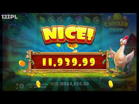 FEAST THE JACKPOT WITH CHICKEN DROP SLOT PRAGMATIC PLAY 2021