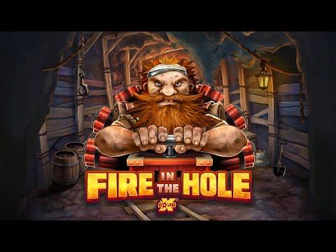 FIRE IN THE HOLE xWAYS (NOLIMIT CITY) ONLINE SLOT