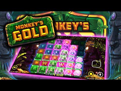 MONKEY'S GOLD XPAYS (NOLIMIT CITY) ONLINE SLOT