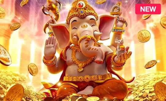Ganesha Gold 2 1