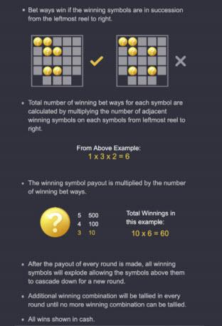 Mahjong Ways 2 payline