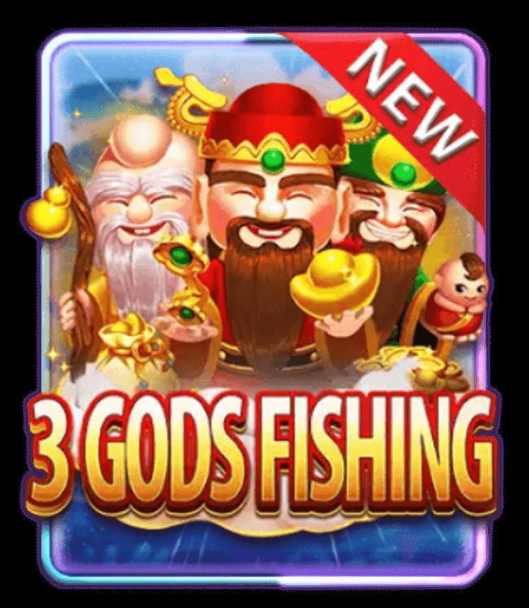3 Gods Fishing