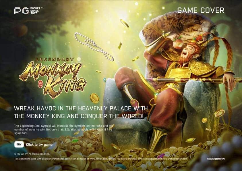 Legendary Monkey King pg